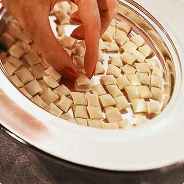 Communion Bread - Traditional Square
